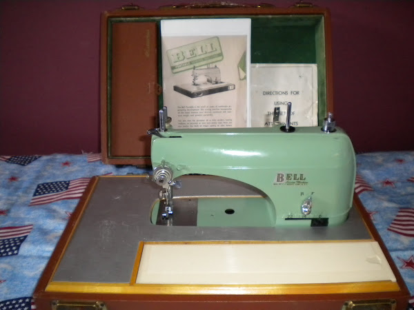 bell sewing machine