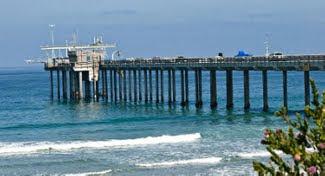 photo of Scripps Pier