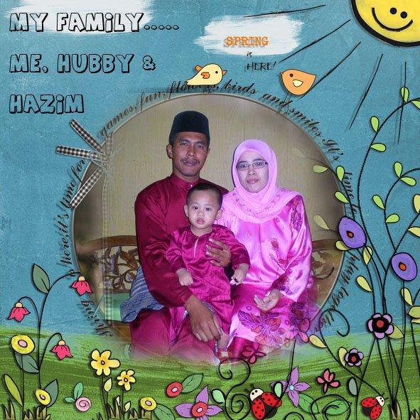 Mama~Hazim