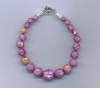 Brain Bead Bracelet