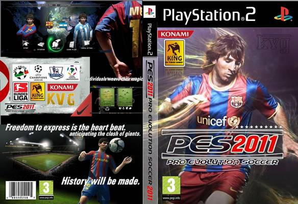 Descargar Pro Evolution Soccer 2011 Multi 4 Incl Espa Ol Pal  picture wallpaper image