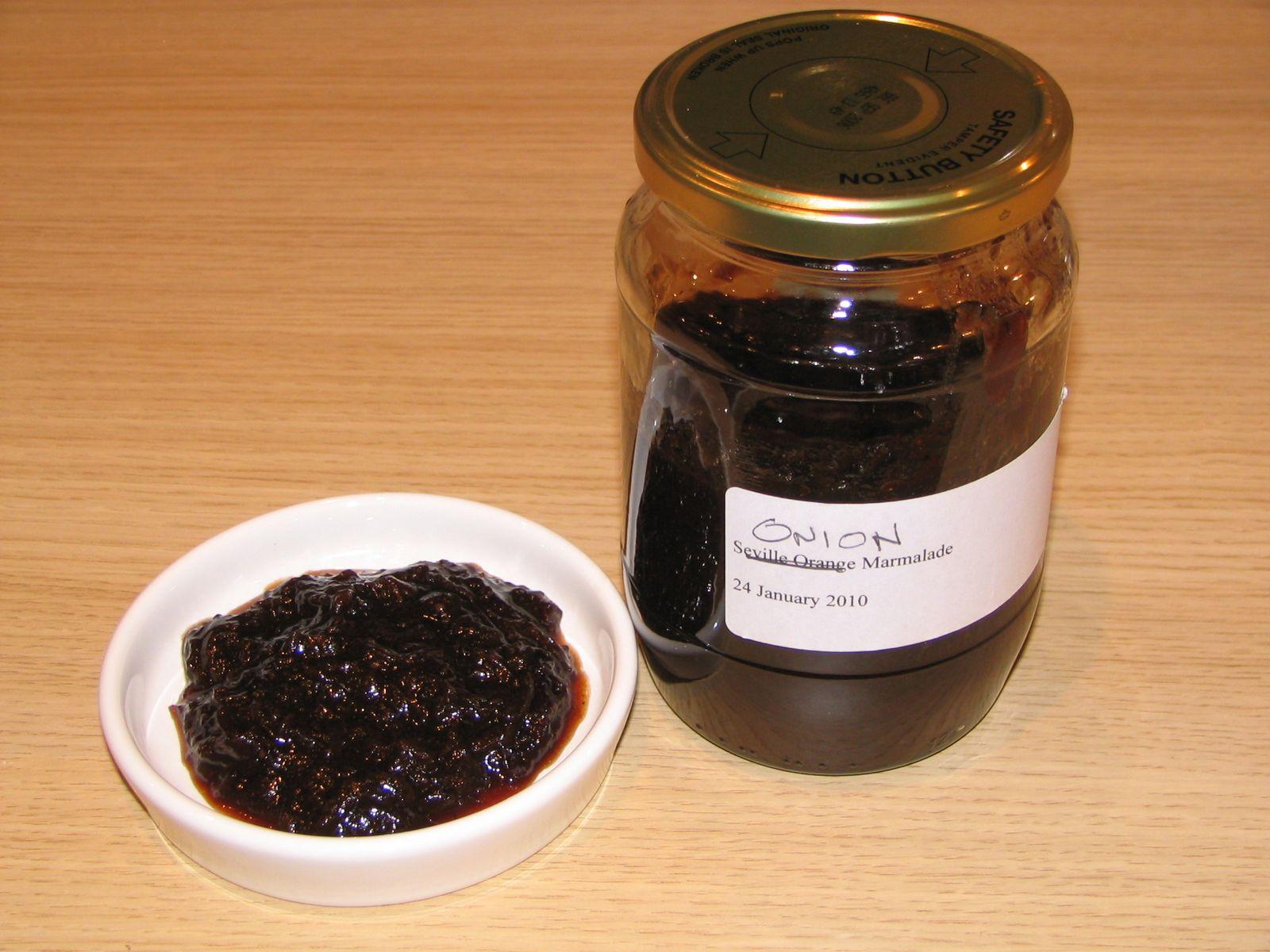 Onion Marmalade Recipe — Dishmaps