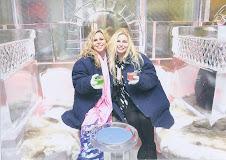 Nina and  Beth Walz