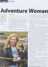 Beth Walz & Adventure Woman