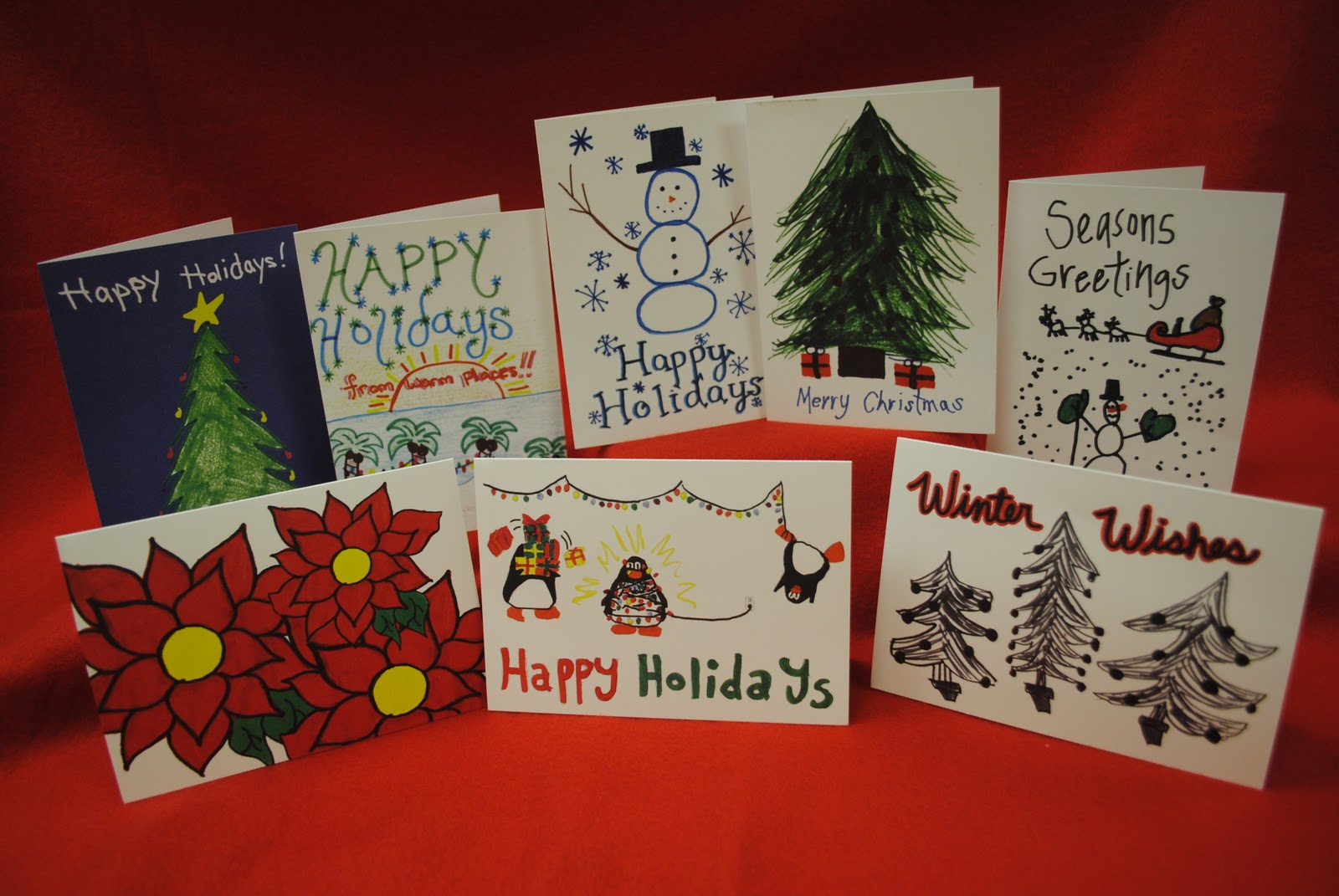Children\'s Cancer Connection: ABC5 joins in to promote Holiday Cards ...
