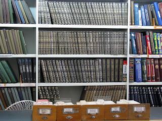 Libros de la biblioteca Nacional Rusa