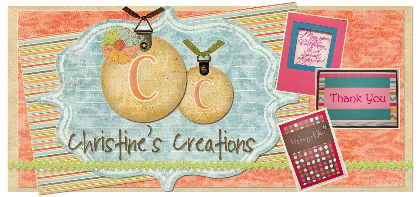 Christine's Creations