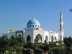 masjid akar peluru