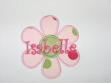 Crazy Daisy ~ Embroidery Boutique