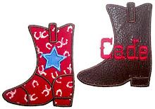 Cowboy Boot #1