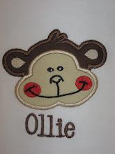 Monkey Face #1