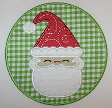 AC Santa Patch