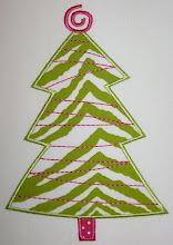AC Tinsel Tree