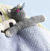 Free crochet kitten pattern