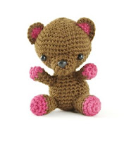 Free crochet bear amigurumi pattern