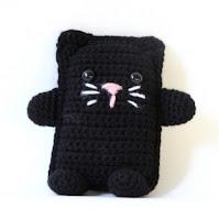 Free crochet pattern cat