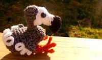 Free amigurumi dodo crochet pattern
