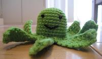 Free octopus amigurumi crochet pattern