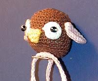Free crochet owlet pattern