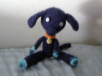 Free dog crochet amigurumi pattern