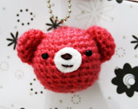 Free bear amigurumi pattern