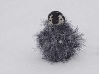 Free amigurumi pattern crochet penguin