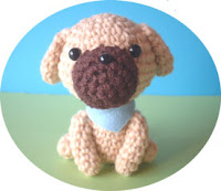 Free crochet pattern amigurumi dog