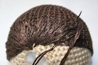 Owlishly Amigurumi Hair : Free Amigurumi Patterns