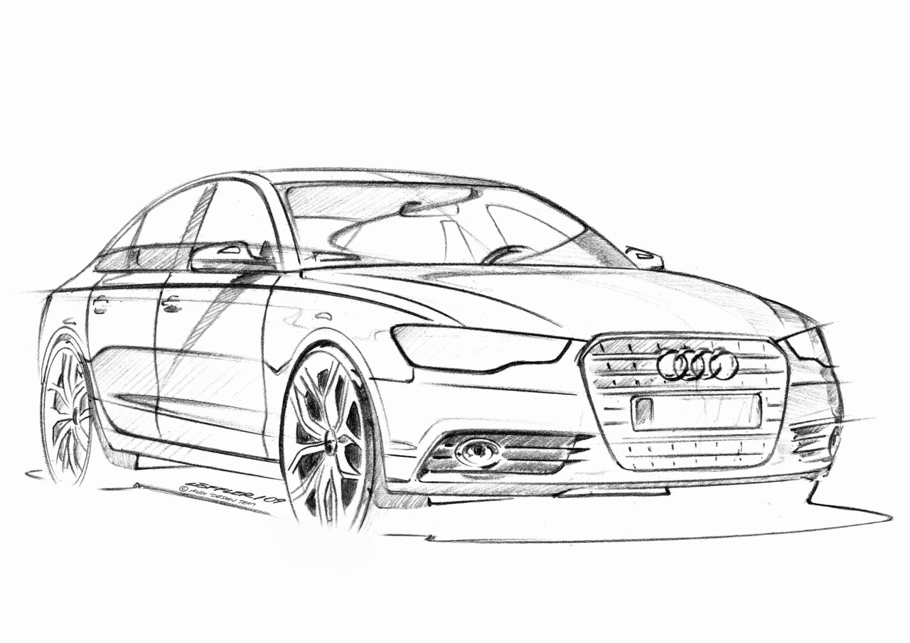 Wallpaper 12 furthermore Audi A1 moreover 1499366 also 4 in addition 2011 Audi A6 Sketch. on audi a5