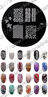 New Trend Konad Stamping Nail Art