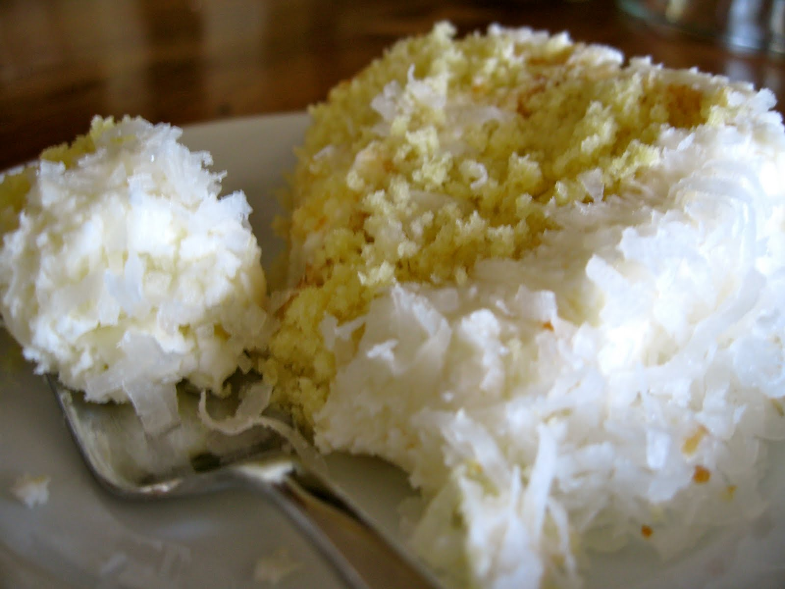 Homemade Coconut Cake Southern coconut cake recipe - cooking add a ...