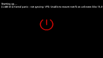 Linux Mint Felicia Failed after kernel update - kernel panic message