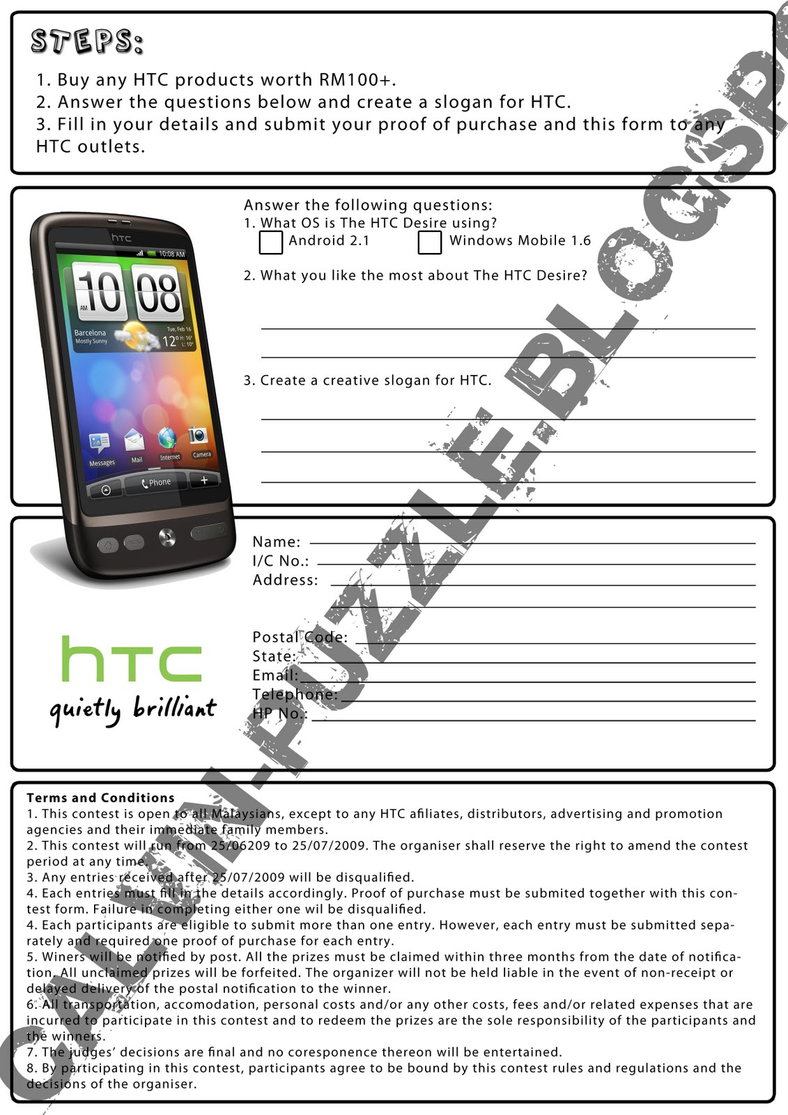 htc assignment Our programs student info about htc faq htc training opportunities forest  management  successful completion of a pre-course assignment must be.