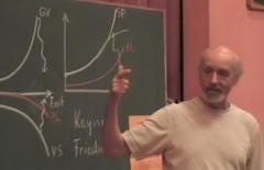 Tiefere Ursachen der Weltfinanzkrise - Vortragsreihe mit Prof. Bernd Senf