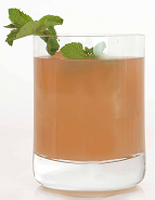 First Blush Mint Julep Healthy Drink
