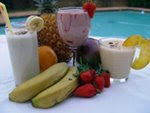 Basic Fruit Smoothie Recipe Healthy Drinks