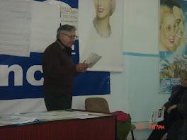 Curso sobre Comunas Espacio Peronismo Federal Porteño