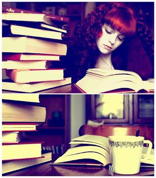 Carti, ceai si voie buna :)