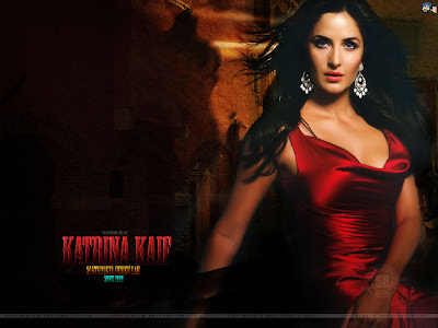 Katrina Kaif taking in the