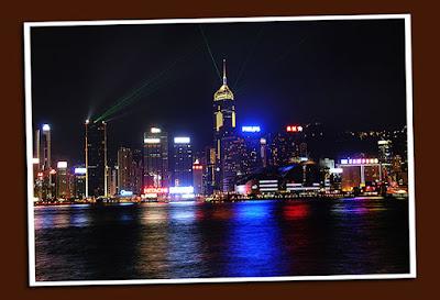 hongkong light and sound show