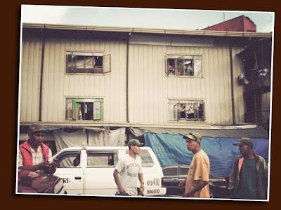 baguio street scene