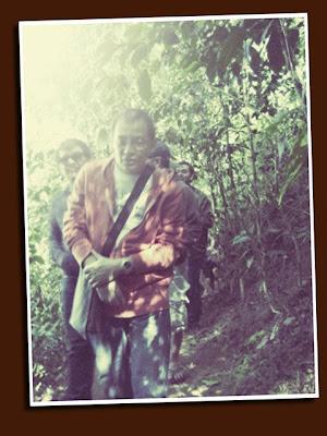 tam-awan artist's village hike