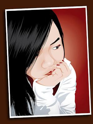 bubut's vector portrait