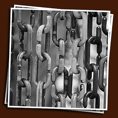 plastic chain curtain
