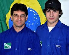 Saiu na pág dos Jogos Colegiais do Paraná