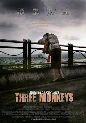 Три обезьяны / Three monkeys (2008) DVDRip.