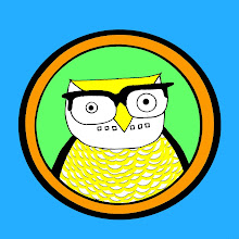 Ernie the Riot Act Media Owl.