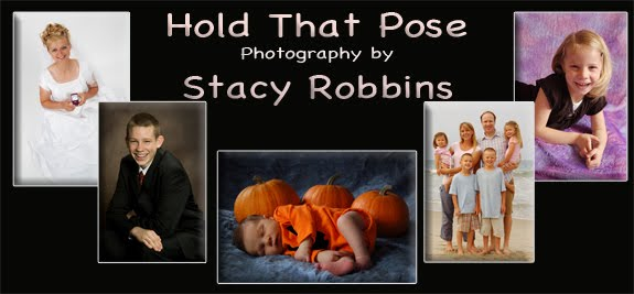 Hold That Pose -  Photographer - Stacy Robbins