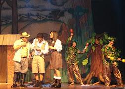 Peça Teatral Nas Trilhas Amazônicas de João e Maria (2005)