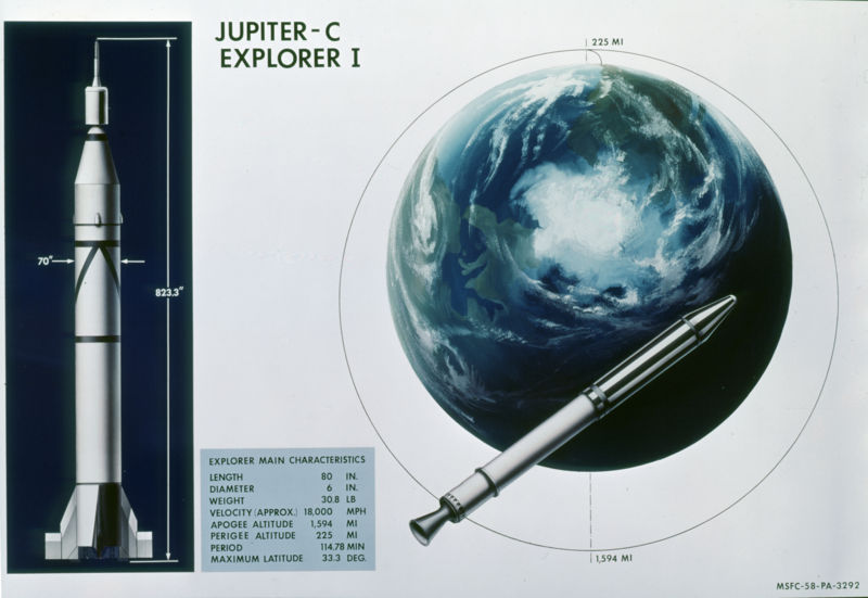 explorer spacecraft earth pictures of 6 - photo #17